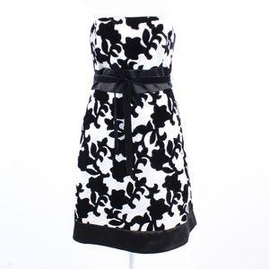 White House Black Market Black dress 10